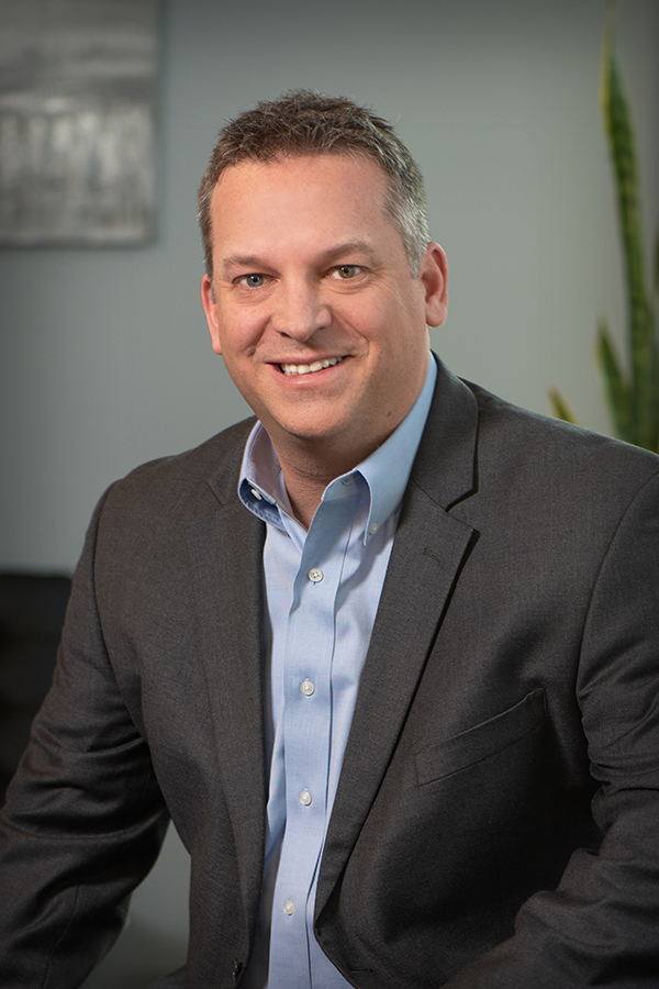 Ryan Newell, Area Sales Manager