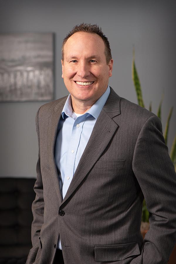 Ted Dikeman, CFO