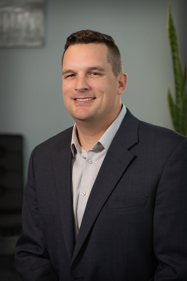 Tom Pfister, Area Sales Manager