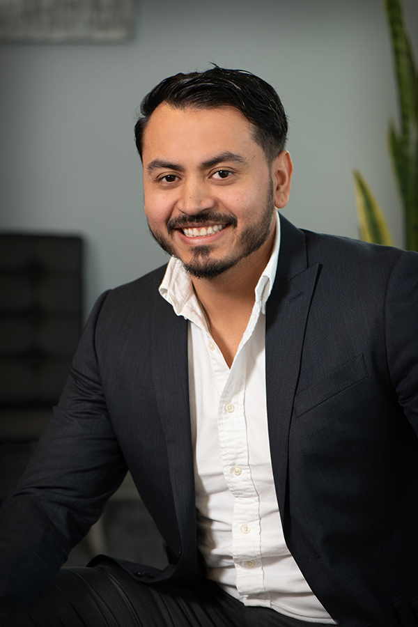 Francisco Martinez, Area Sales Manager