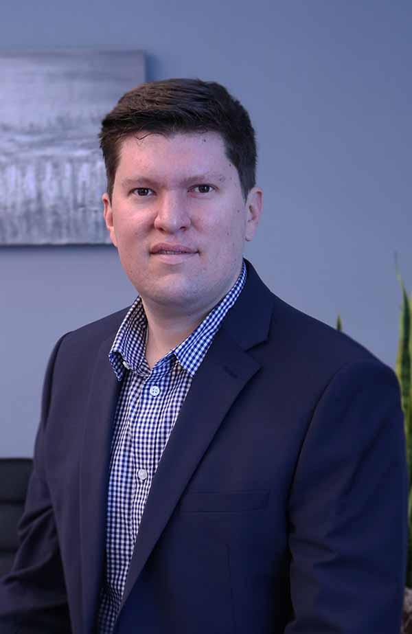Evan Langdale, Project Engineer